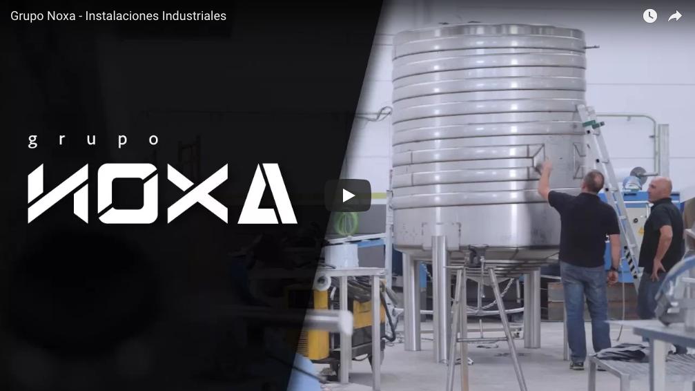 ¡Nuevo vídeo corporativo! Presentación de Grupo Noxa