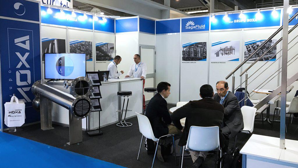 Expoquimia 2017 (Barcelona Industry Week)