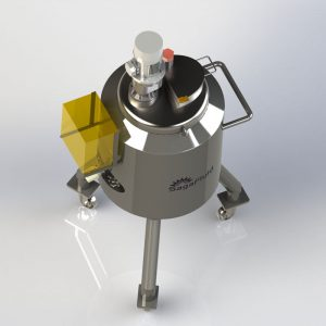 Grease melter