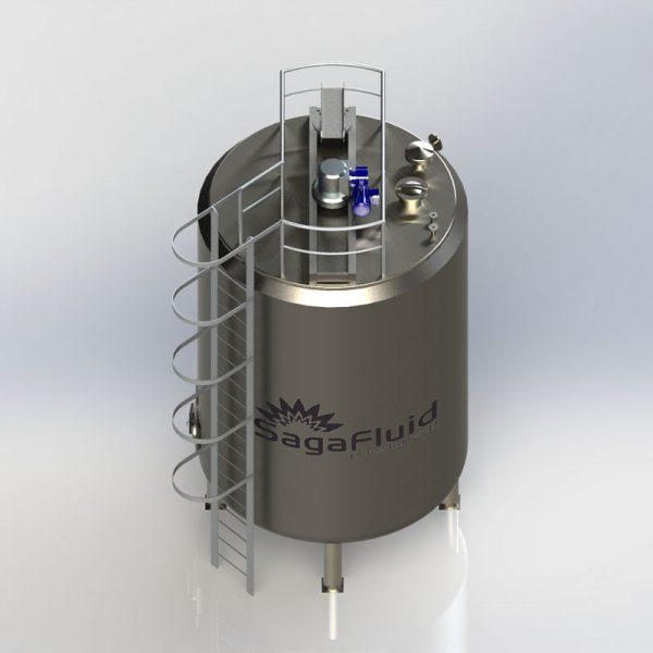 tanque isotérmico