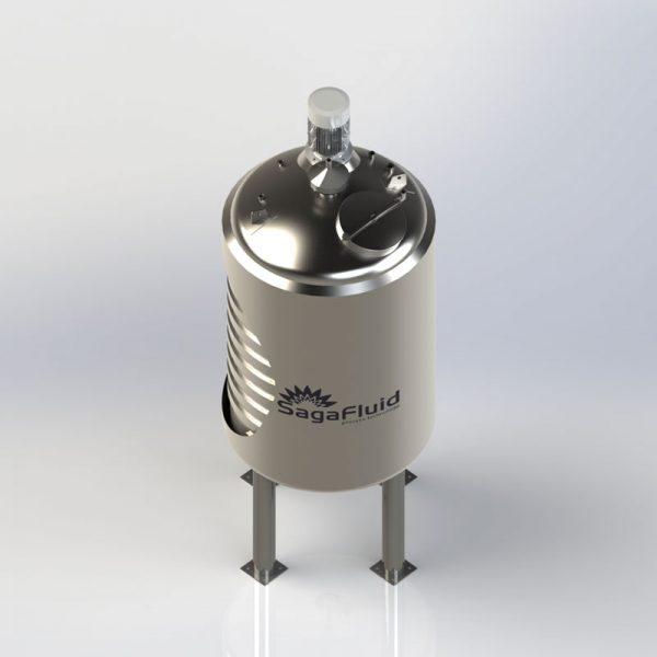 tanque mezclador