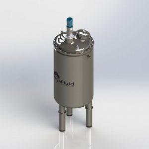 Reactores y tanques a presión