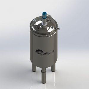 Réacteurs et cuves à pression
