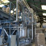 instalación industria quimica