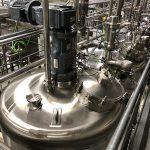 Diseño, fabricación y montaje de depósito mezclador para cosméticos